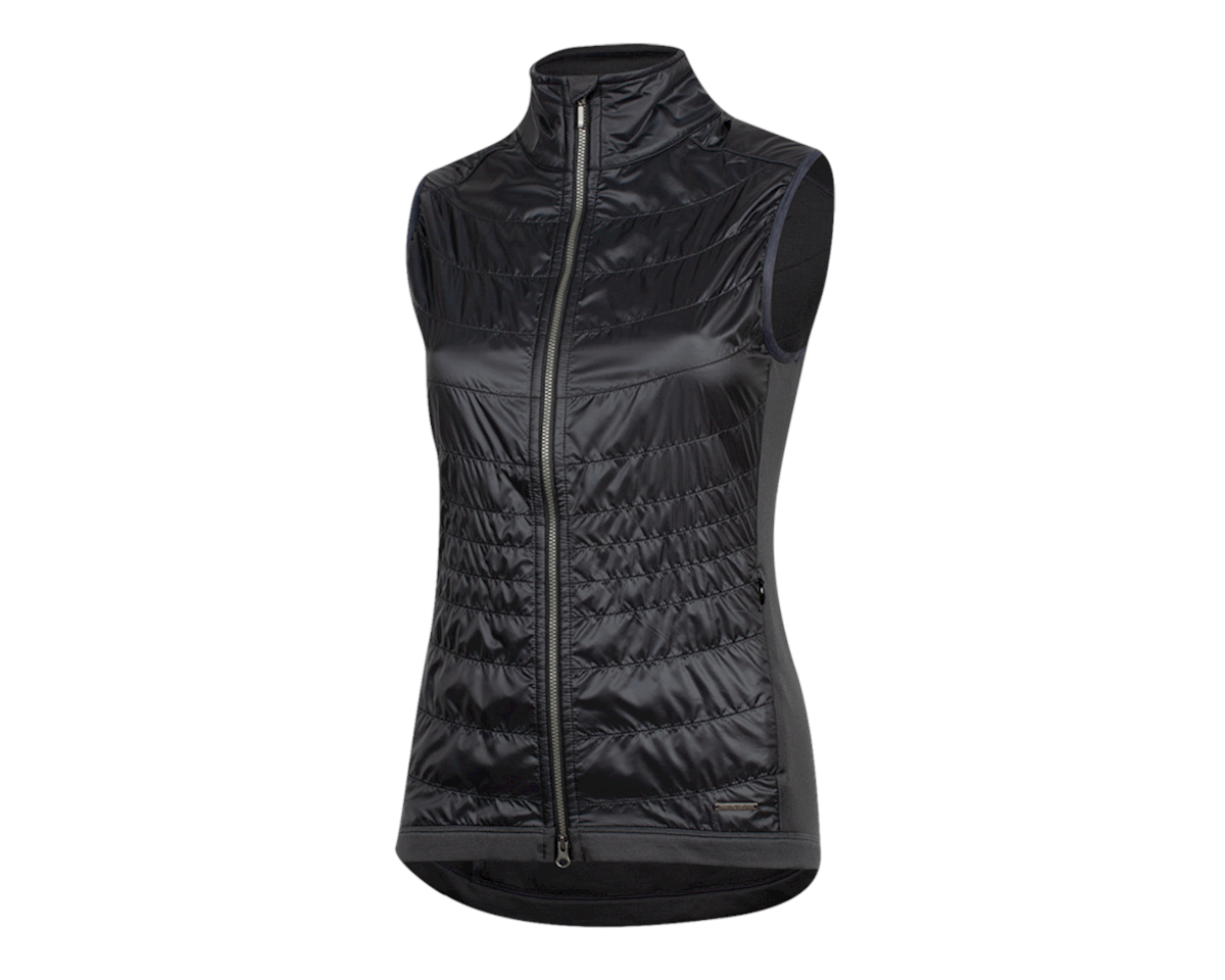 Pearl Izumi Women's Blvd Merino Vest (Black) (XS)