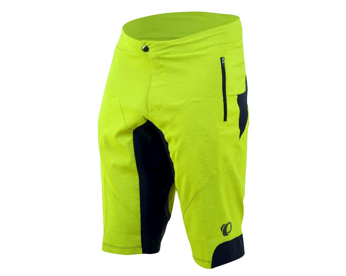 Pearl Izumi Summit Mountain Bike Shorts (Lime Punch) (2XL)