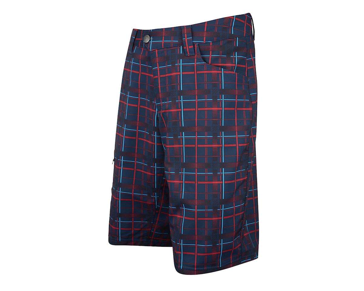 Pearl Izumi Canyon Shorts (Plaid)