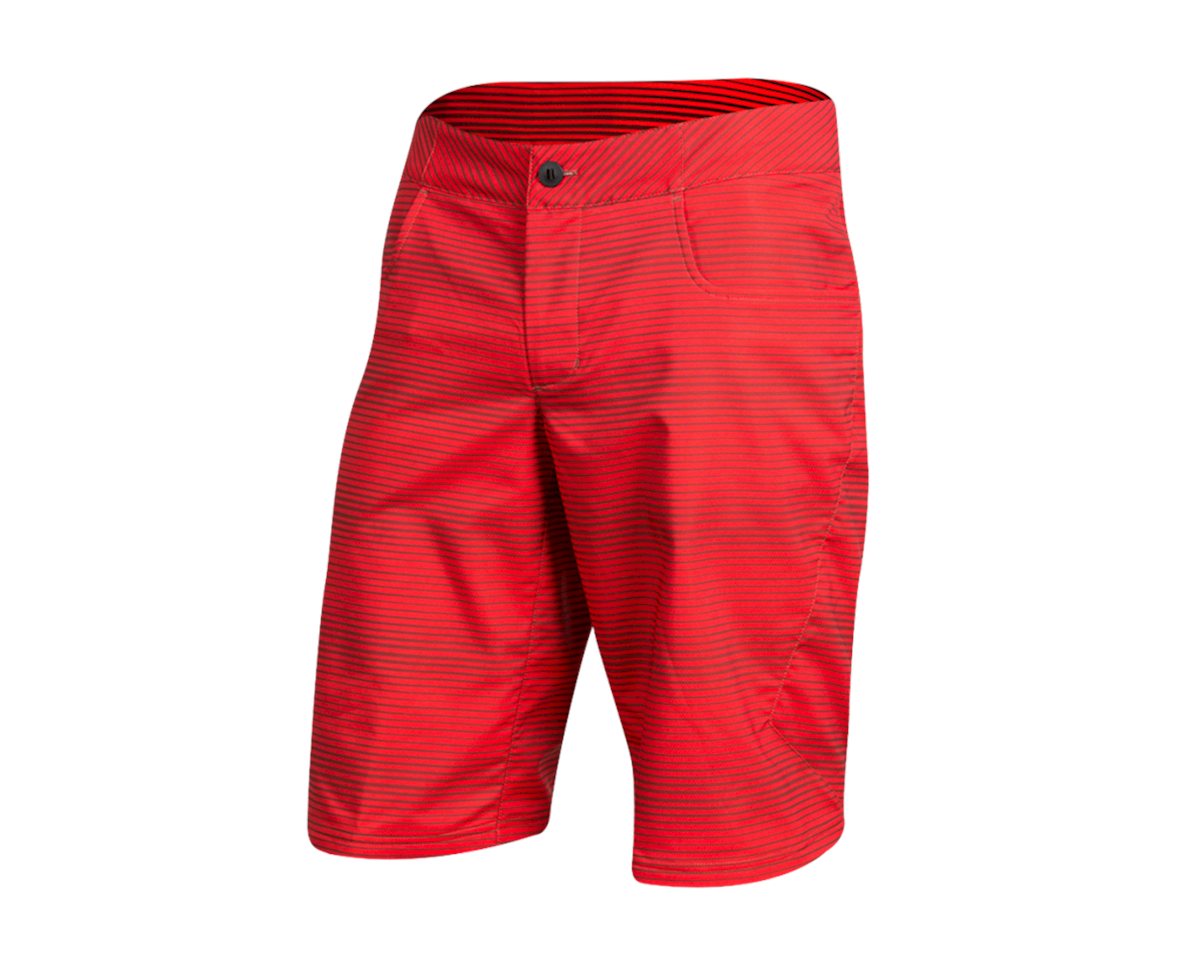 Pearl Izumi Canyon Short (Torch Red/Russet Stripe)