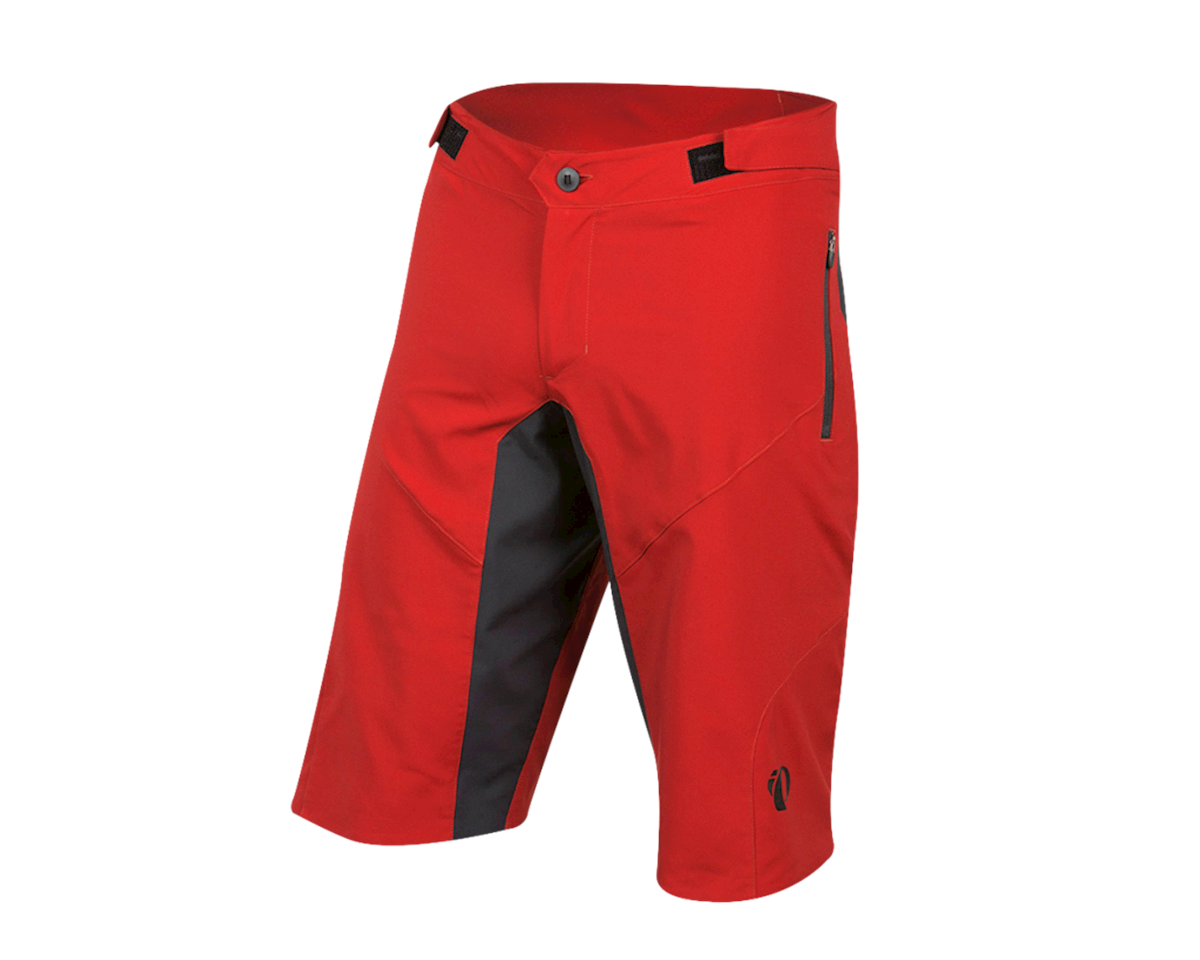 Image 1 for Pearl Izumi Summit MTB Shorts (Torch Red) (32)