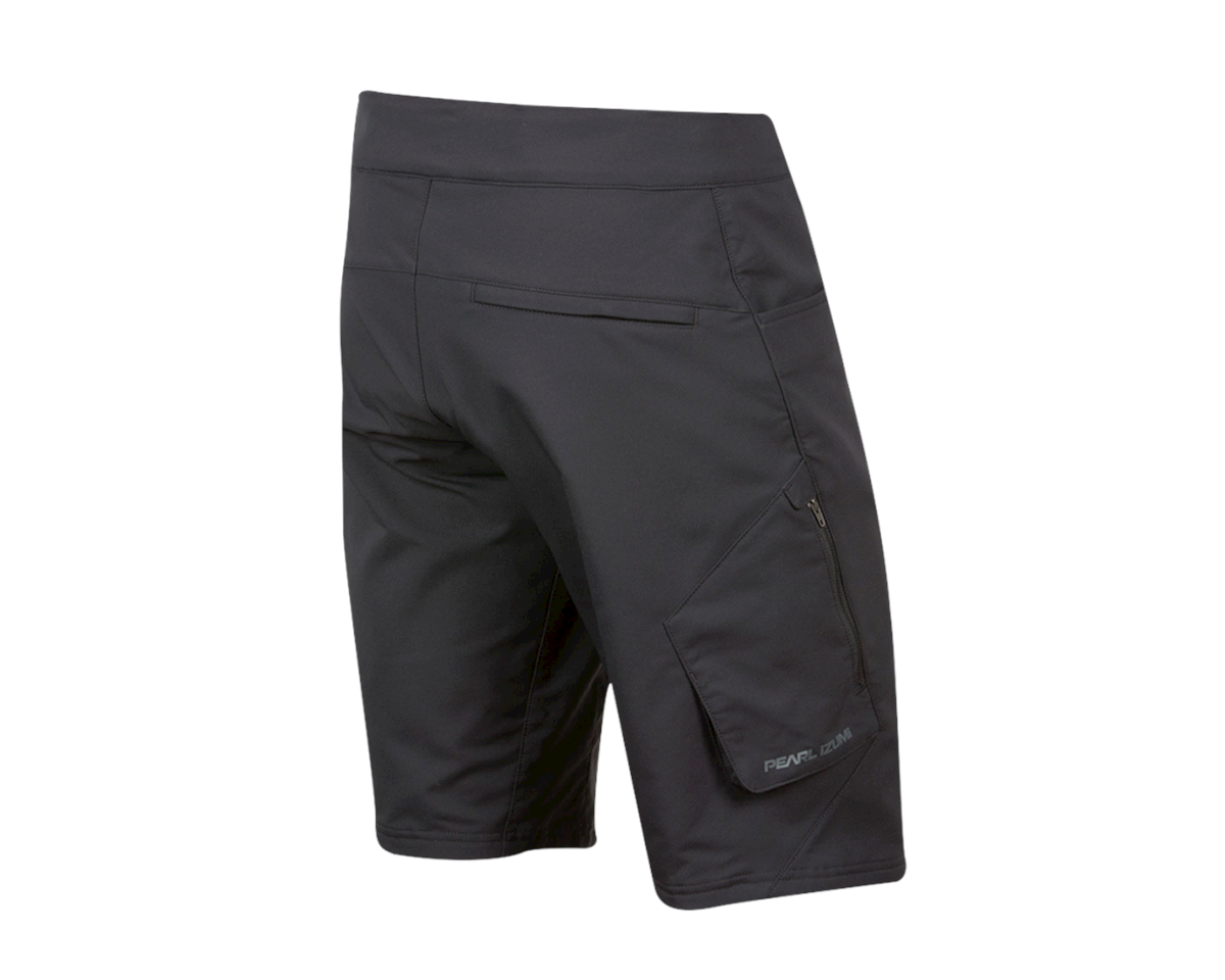 Pearl Izumi Canyon Shell Short (Black) (36)