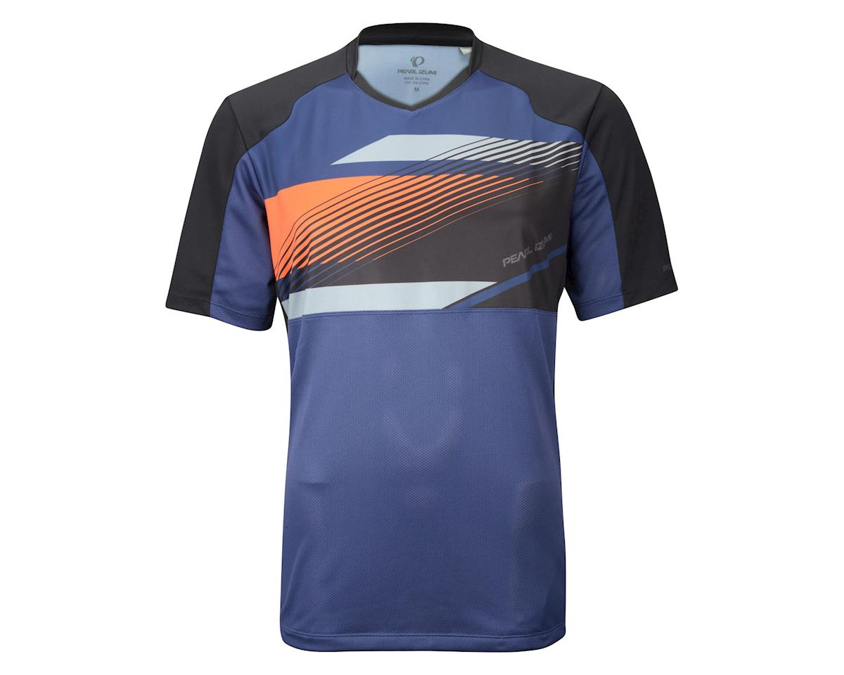 Pearl Izumi Launch Short Sleeve Jersey (Aqua)
