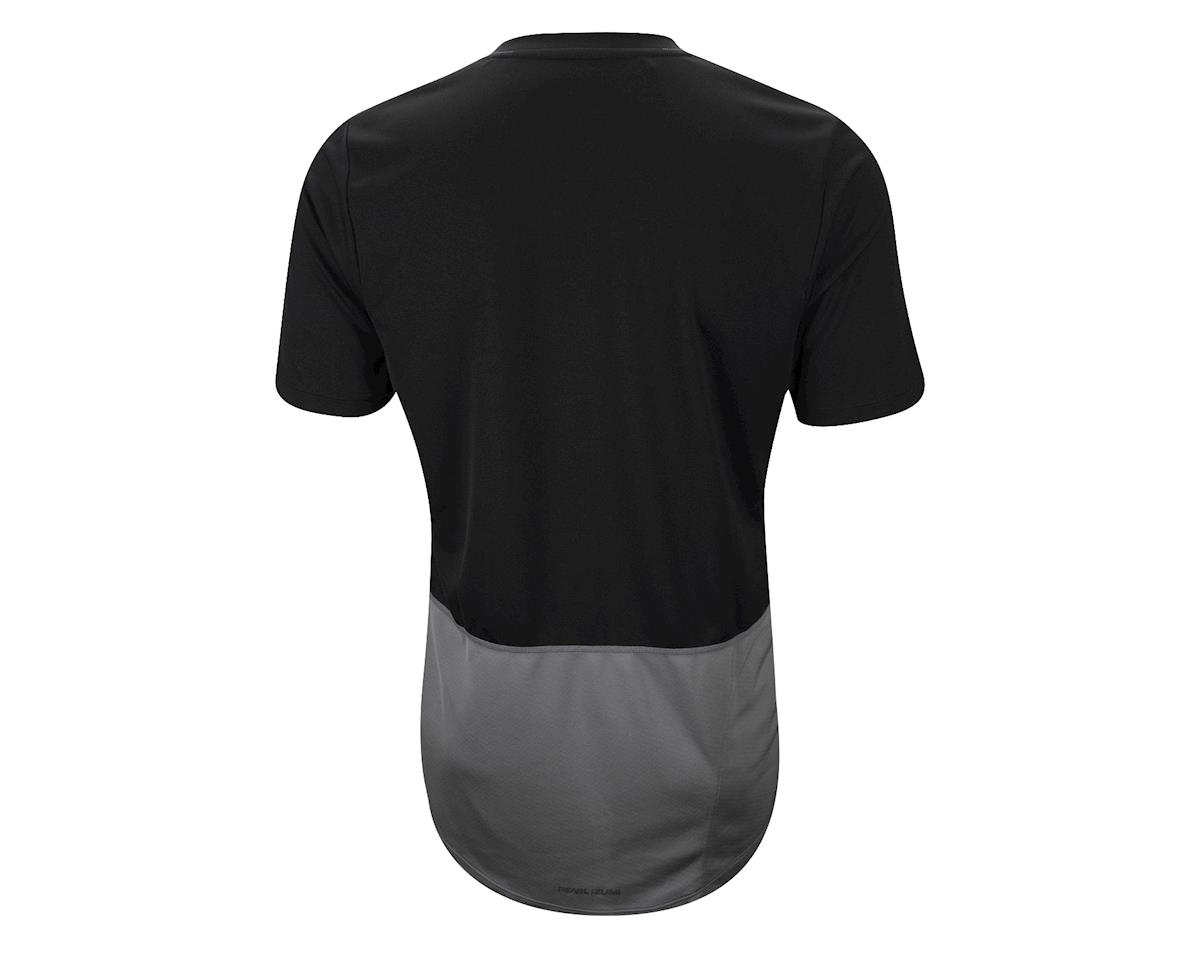 Pearl Izumi Divide Short Sleeve Jersey (Black/Grey)