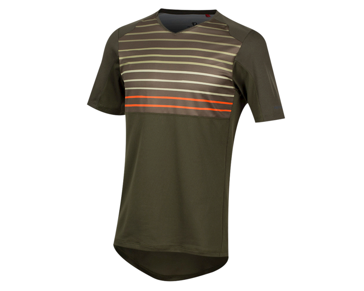 Pearl Izumi Launch Jersey (Forest/Willow Slope) (XL)