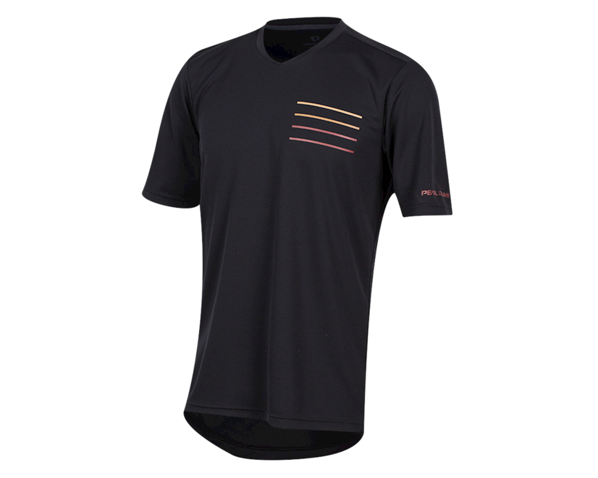 Image 1 for Pearl Izumi Summit Top (Black/Berm Brown) (M)