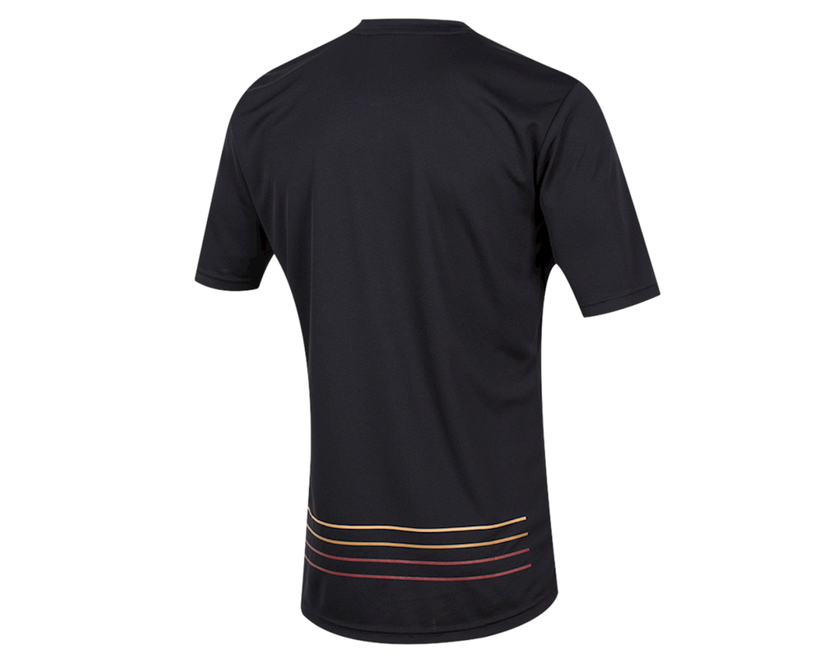 Image 2 for Pearl Izumi Summit Top (Black/Berm Brown) (M)