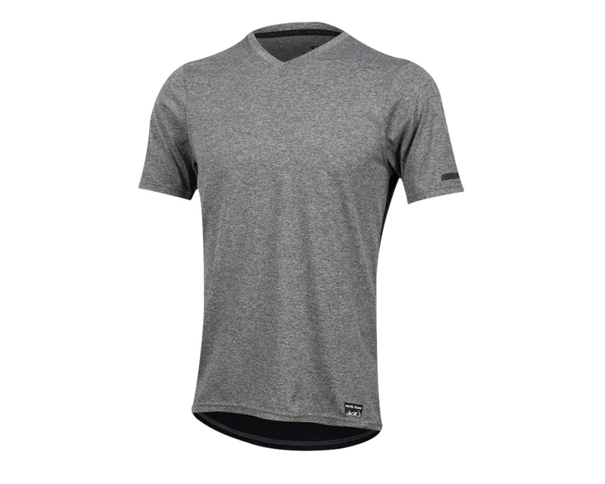Pearl Izumi Performance T-Shirt (Smoked Pearl/Black) (2XL)