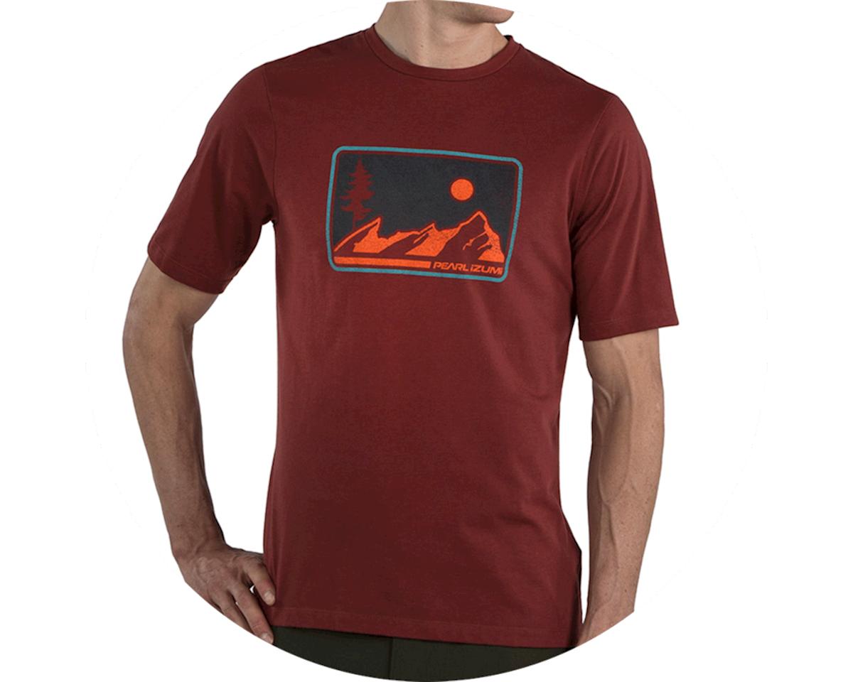 Pearl Izumi Mesa T-Shirt (Russet) (L)