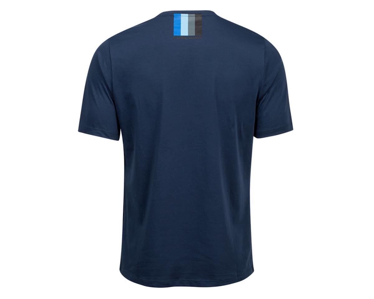 Image 2 for Pearl Izumi Mesa T-Shirt (Navy Aspect) (S)