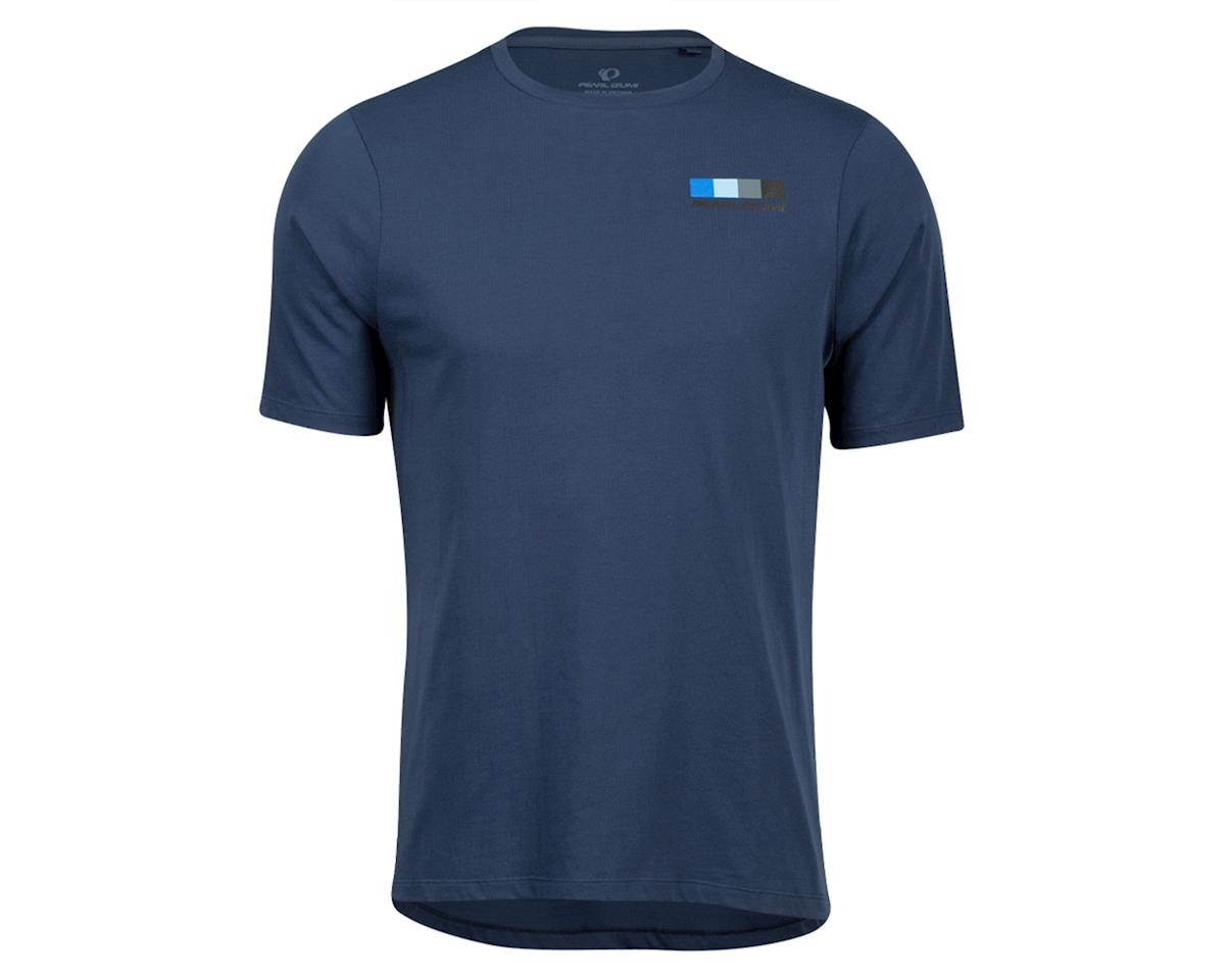 Image 1 for Pearl Izumi Mesa T-Shirt (Navy Aspect) (2XL)