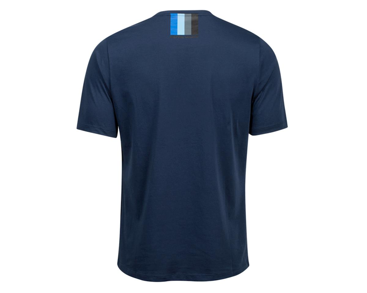 Image 2 for Pearl Izumi Mesa T-Shirt (Navy Aspect) (2XL)