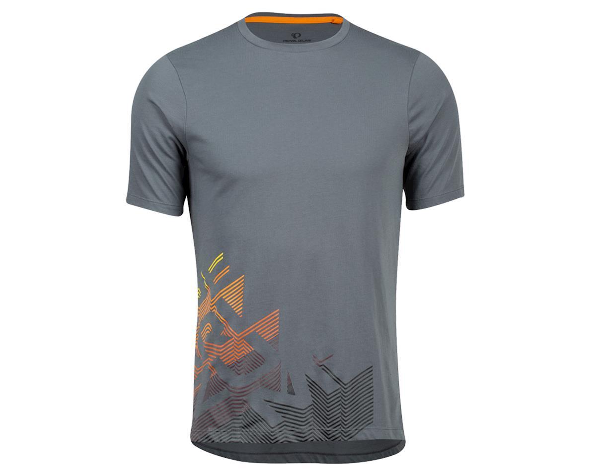 Pearl Izumi Mesa T-Shirt (Turbulence Echo) (M)