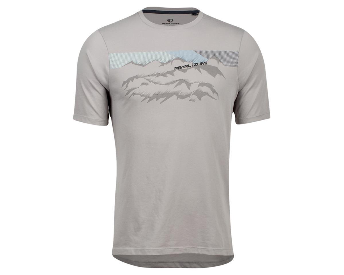 Image 1 for Pearl Izumi Mesa T-Shirt (Wet Weather Mountain Range) (2XL)