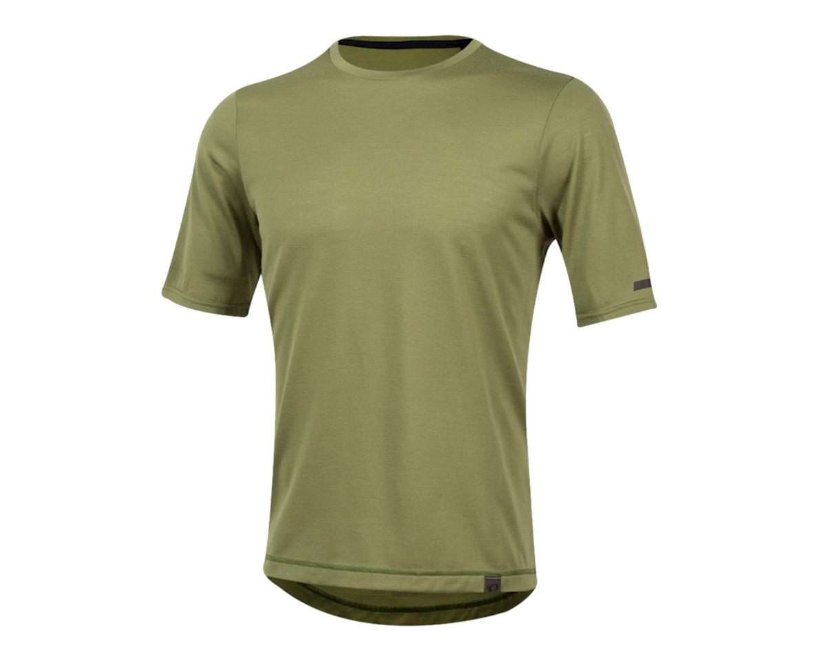 Pearl Izumi Boulevard Merino T-Shirt (Willow) (XL)