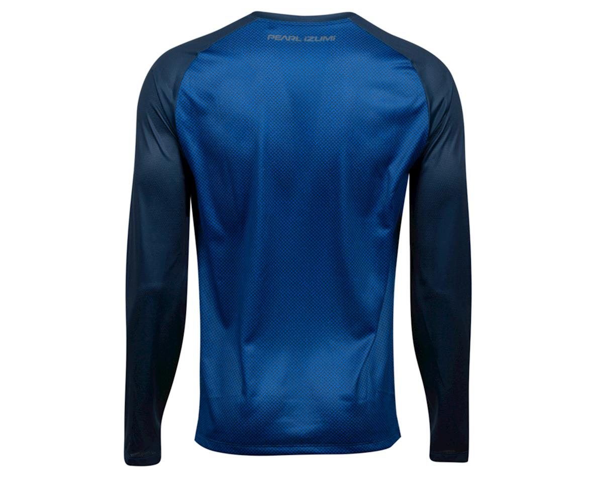 Image 2 for Pearl Izumi Summit Long Sleeve Top (Navy/Lapis Diverge) (L)