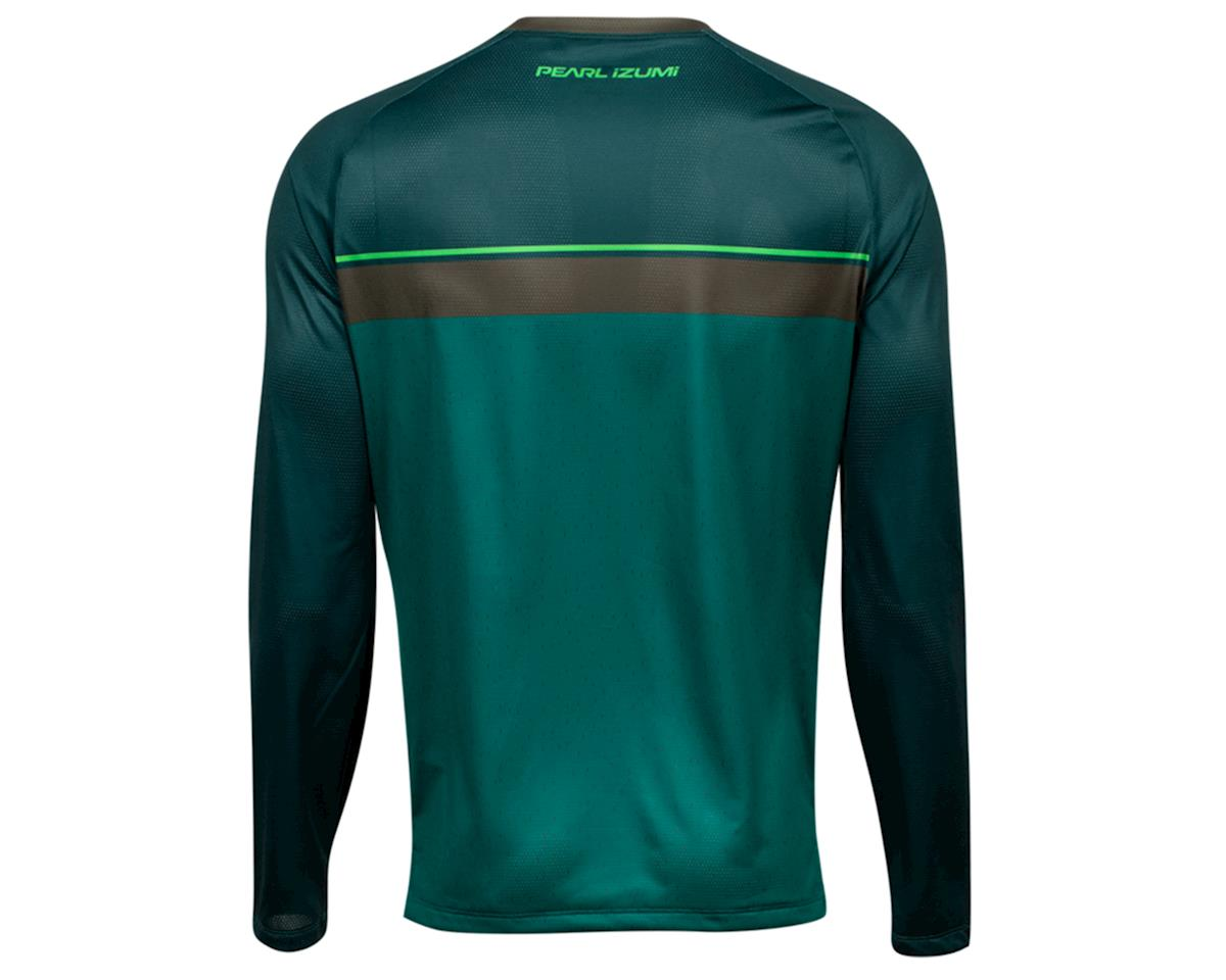 Image 2 for Pearl Izumi Summit Long Sleeve Top (Pine/Alpine Green Spec) (L)