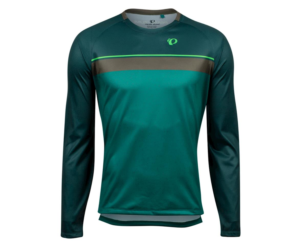 Image 1 for Pearl Izumi Summit Long Sleeve Top (Pine/Alpine Green Spec) (2XL)