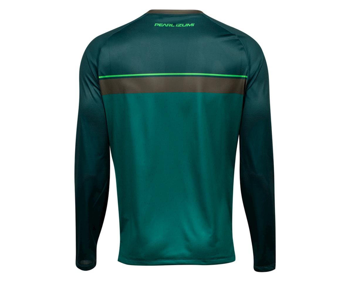 Image 2 for Pearl Izumi Summit Long Sleeve Top (Pine/Alpine Green Spec) (2XL)