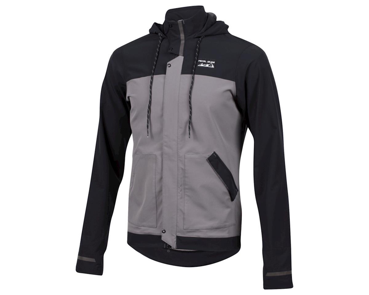 Pearl Izumi Versa Barrier Jacket (Black/Smoked Pearl) (L)