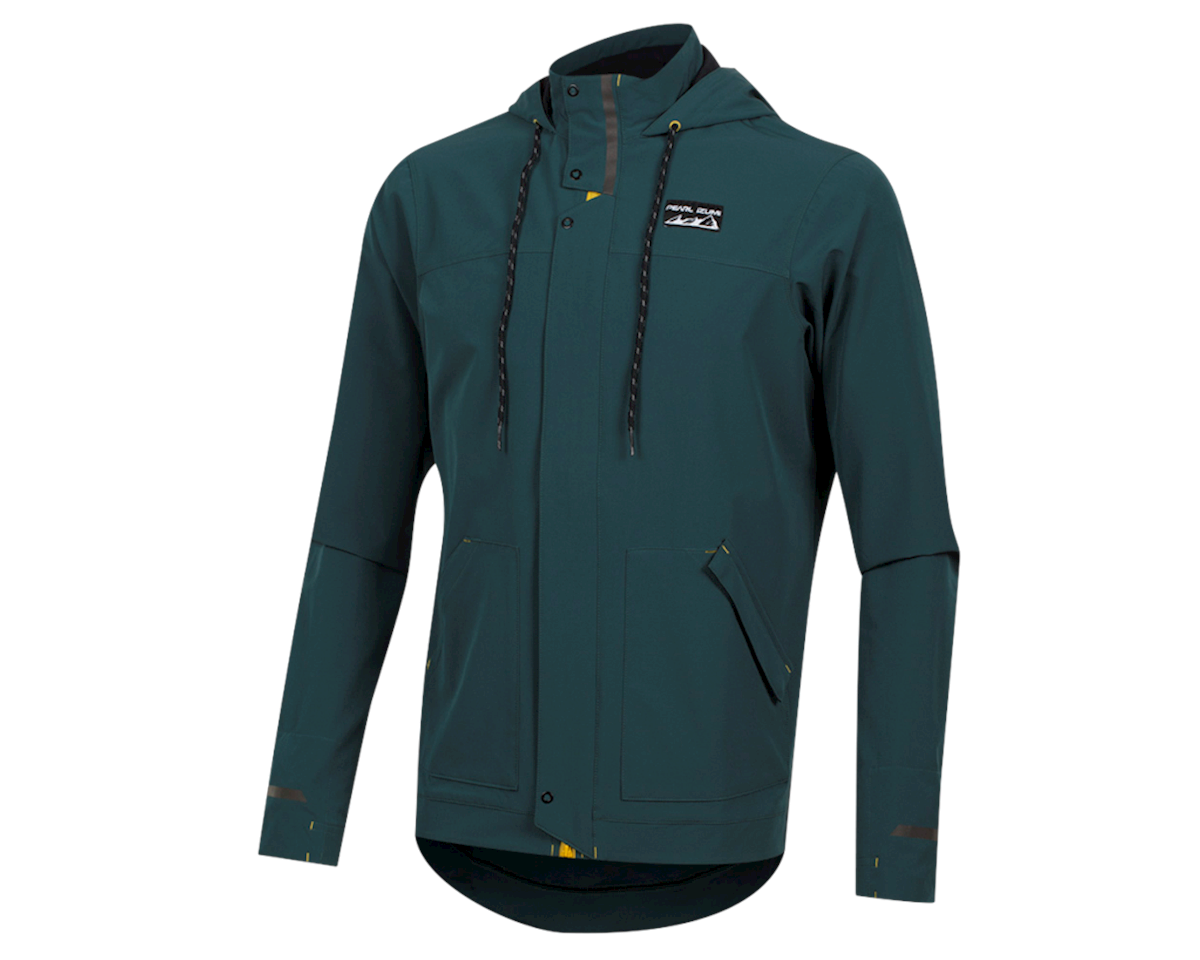 Pearl Izumi Versa Barrier Jacket (Green) (XL)