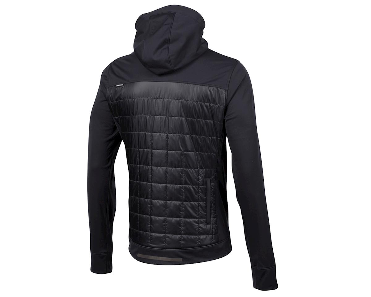Image 2 for Pearl Izumi Versa Quilted Hoodie (BLACK) (L)