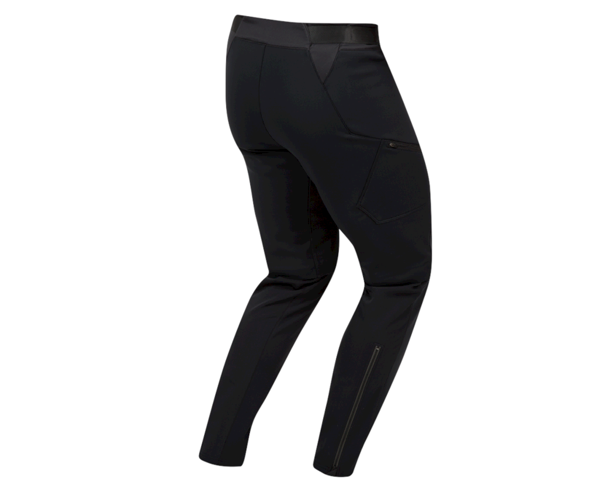 Pearl Izumi Summit AmFIB Convertible Trail Pant  (Black) (L)