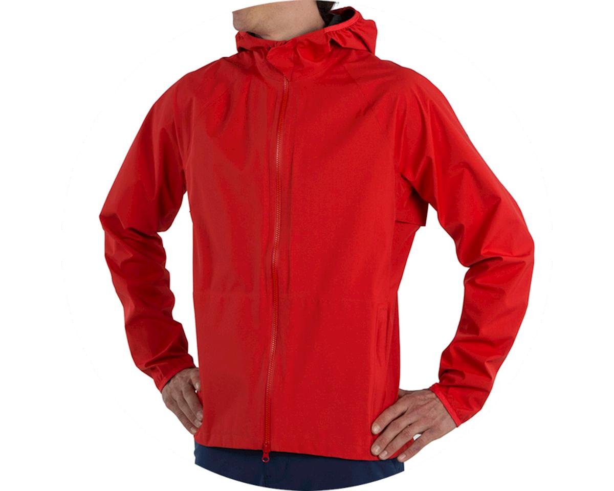 Pearl Izumi Summit WXB Jacket (Torch Red) (XL)