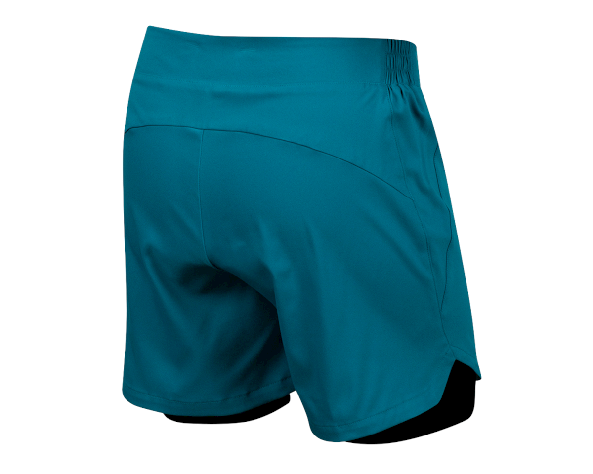 Image 2 for Pearl Izumi Women's Journey Short (Teal/Black) (14)