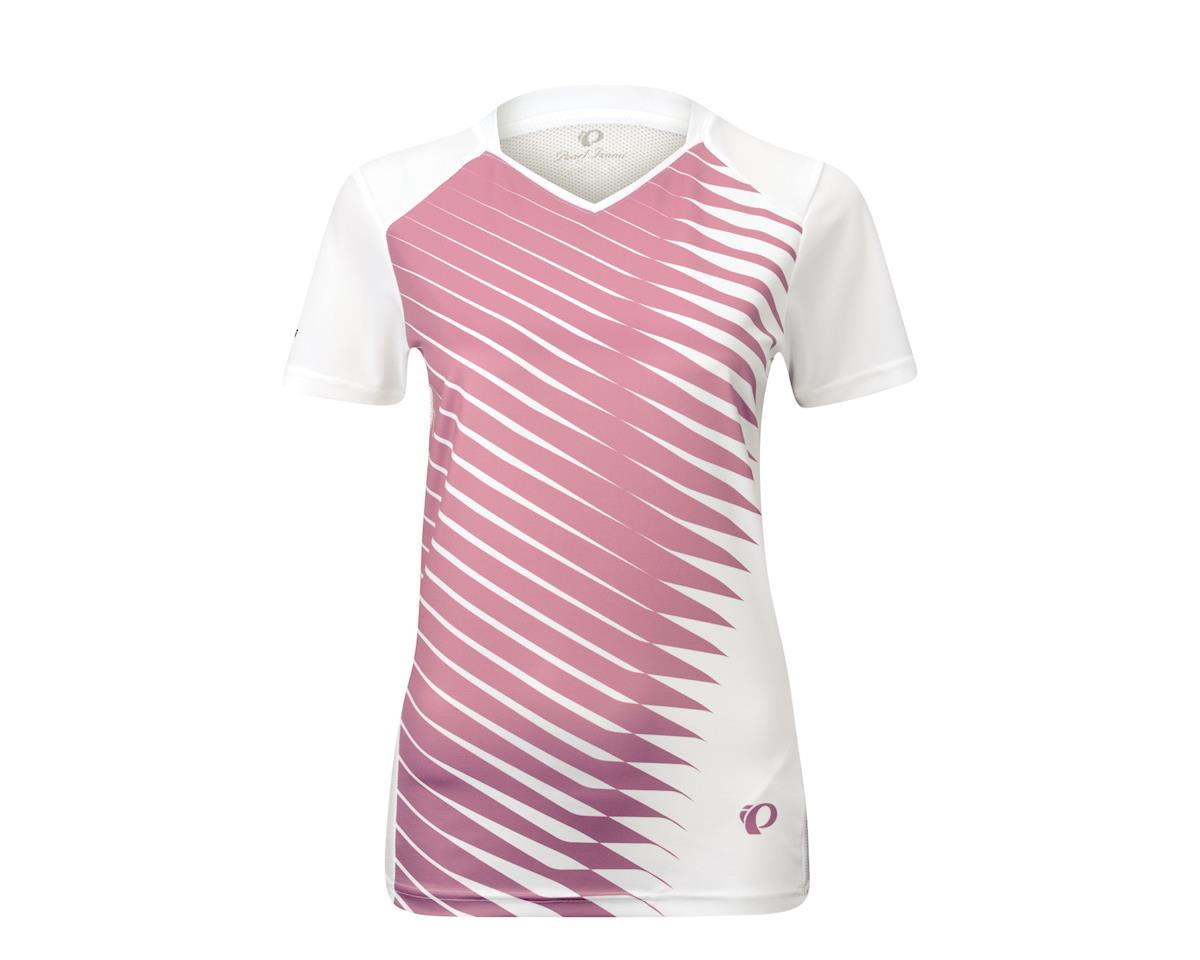 Pearl Izumi Women's Launch Short Sleeve Jersey (White)