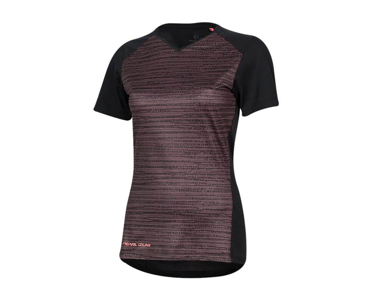 Pearl Izumi Women's Launch Jersey (Black/Sugar Coral Vert) (XS)