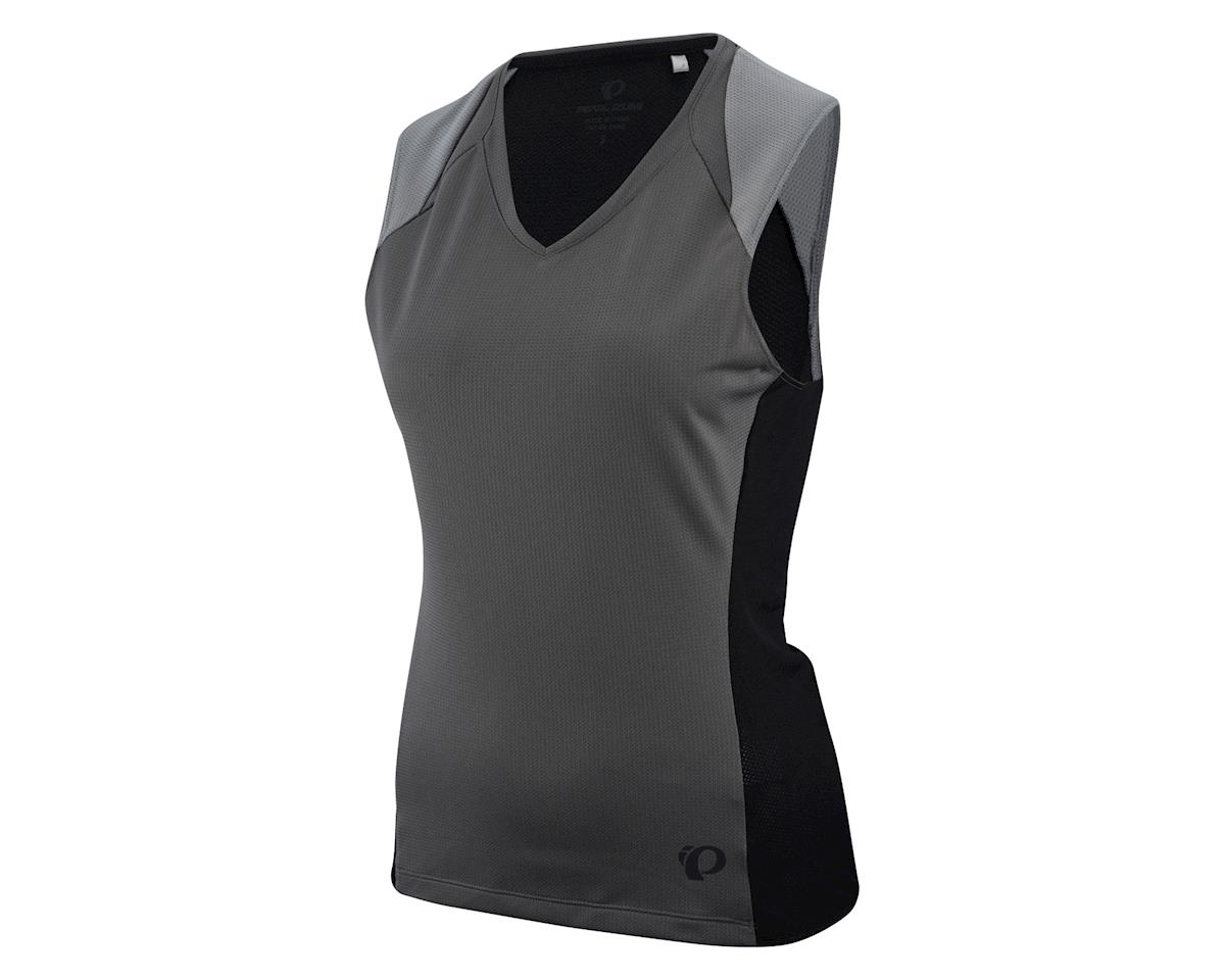 Pearl Izumi Women's Launch Sleeveless Jersey (Grey) (Large)
