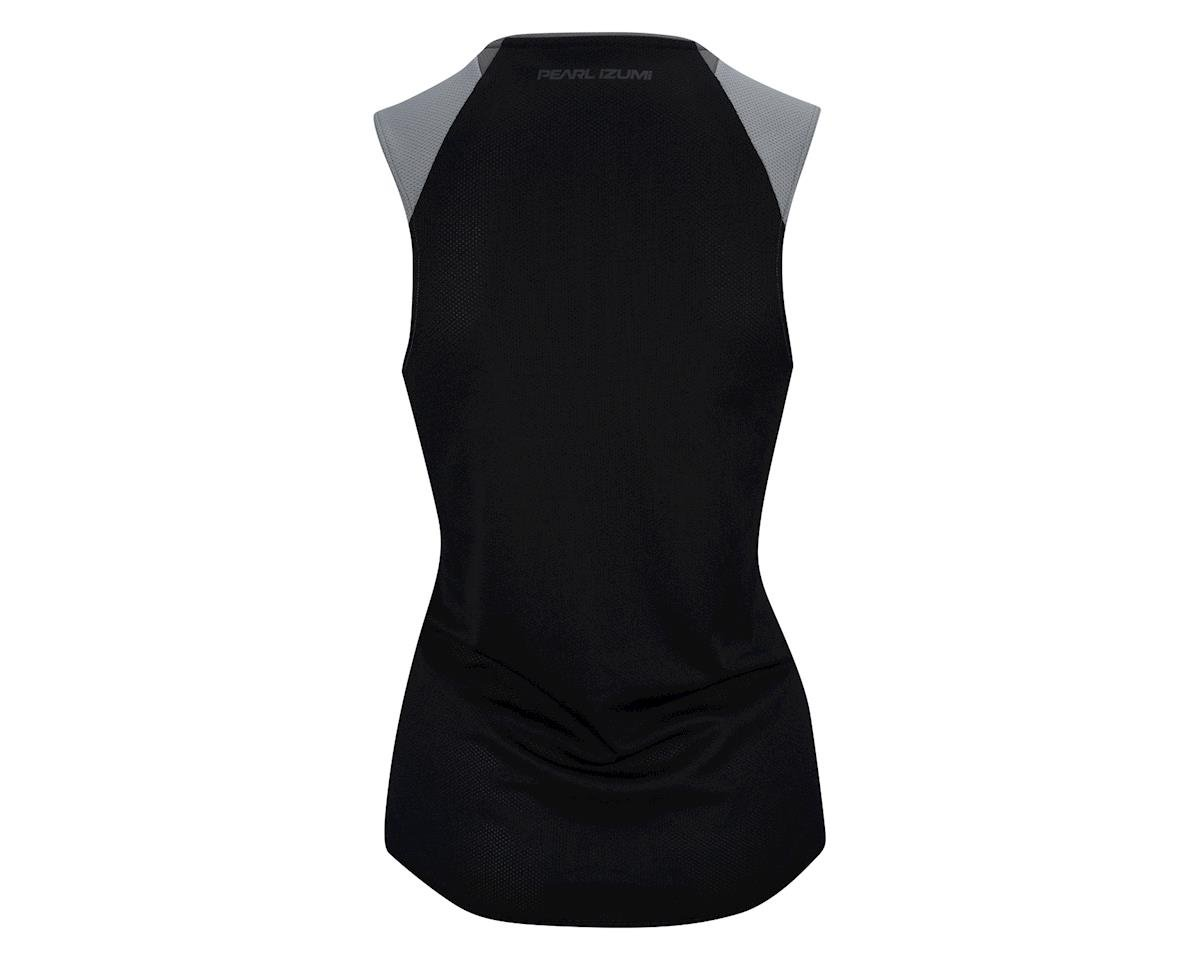 Image 2 for Pearl Izumi Women's Launch Sleeveless Jersey (Grey) (Large)