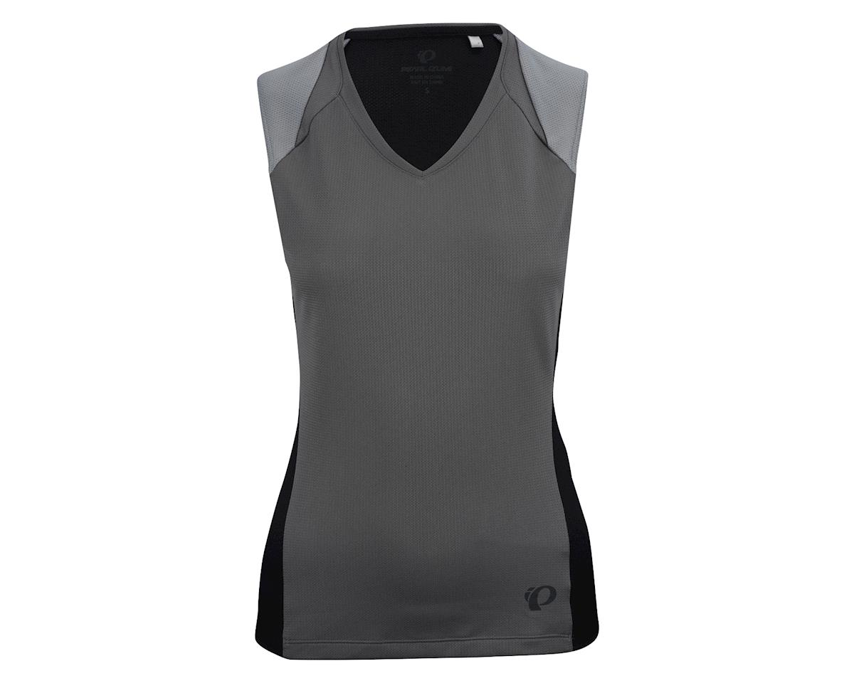 Image 3 for Pearl Izumi Women's Launch Sleeveless Jersey (Grey) (Large)