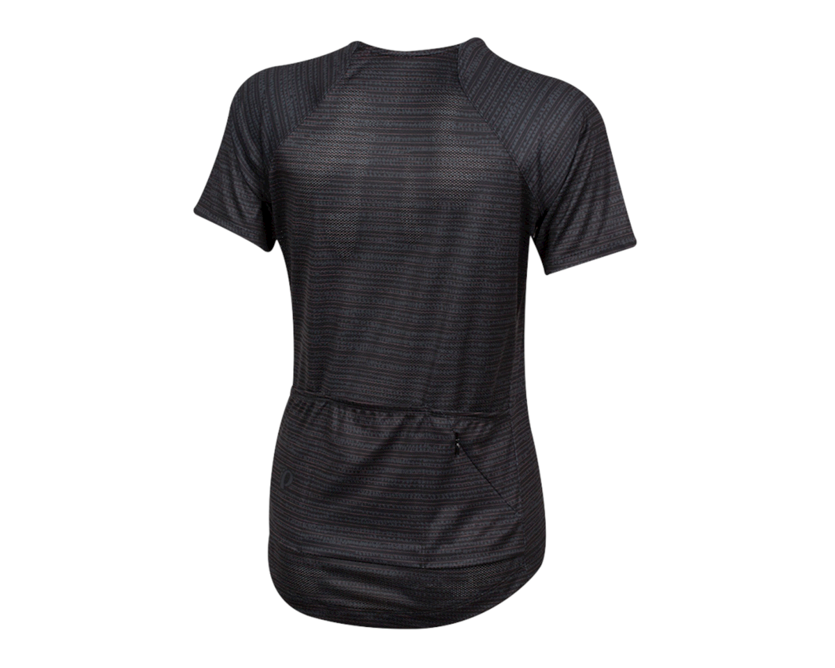 Pearl Izumi Women's Canyon Jersey (Black/Phantom Vert) (M)