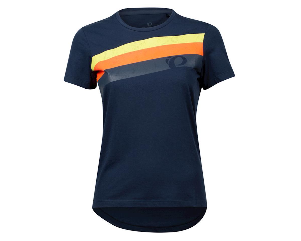 Pearl Izumi Women's Mesa T-Shirt (Navy Aspect) (L)