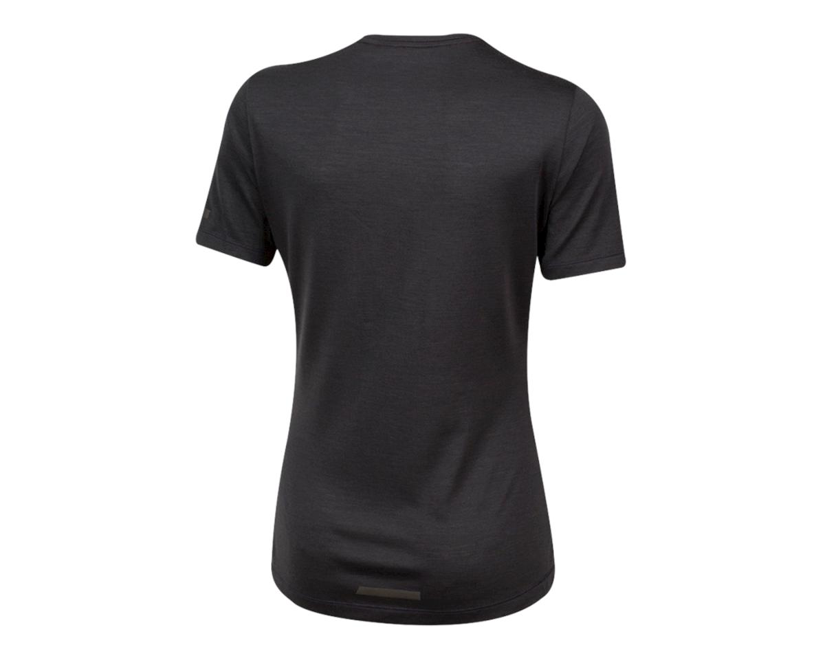 Image 2 for Pearl Izumi Women's BLVD Merino T Shirt (Phantom) (XL)