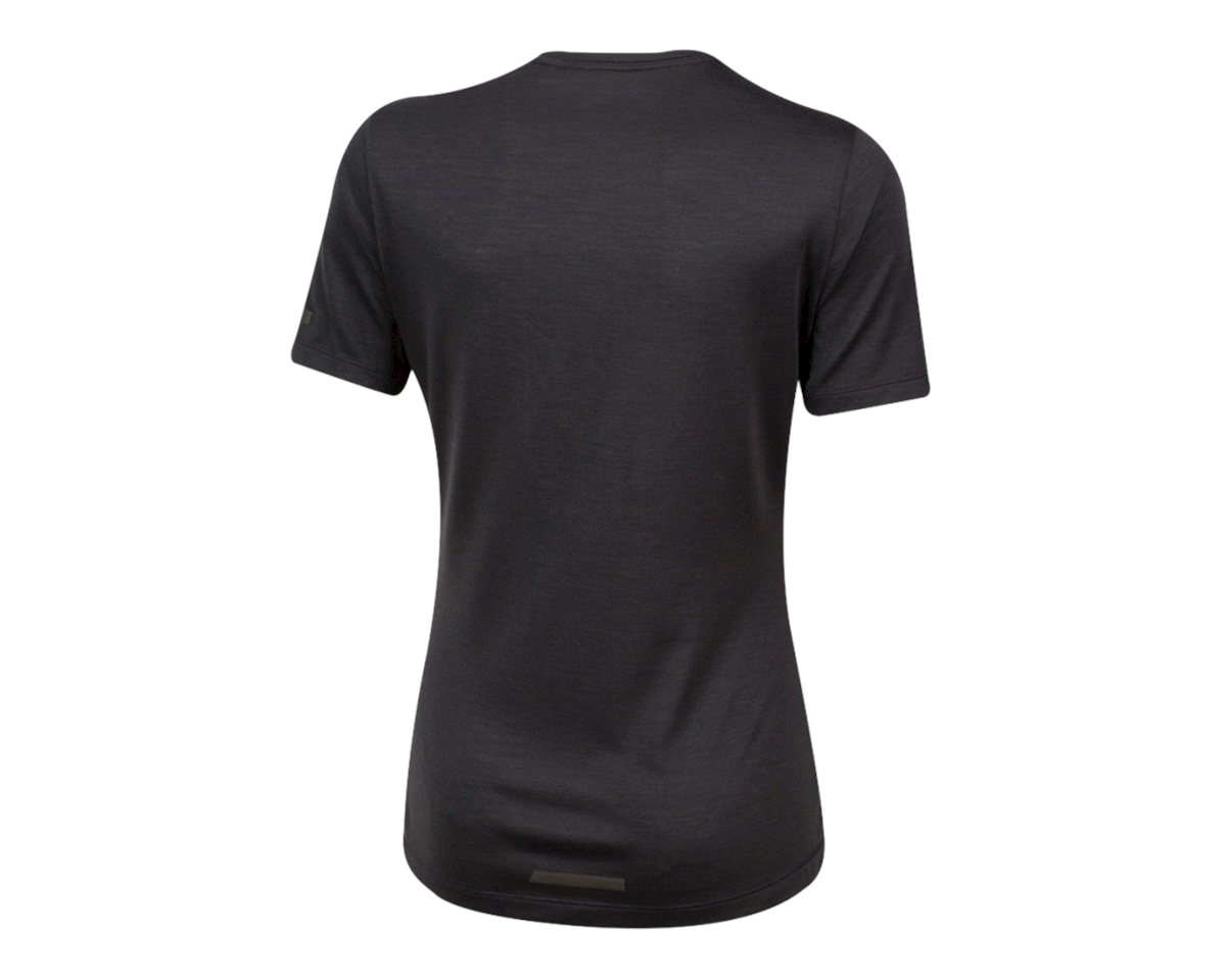 Image 2 for Pearl Izumi Women's BLVD Merino T Shirt (Phantom) (XS)