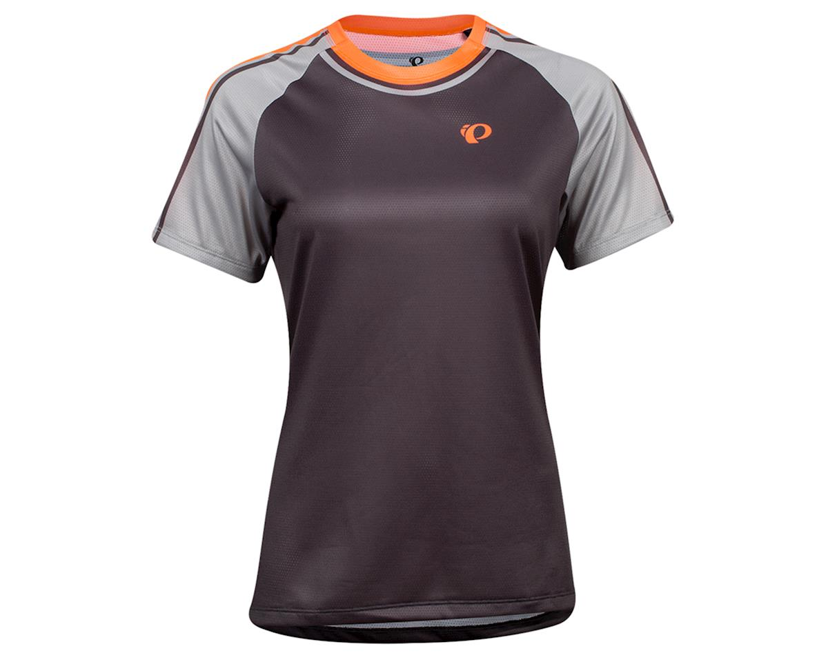 Pearl Izumi Women's Summit Top (Phantom/Fiery Coral Aspect) (L)