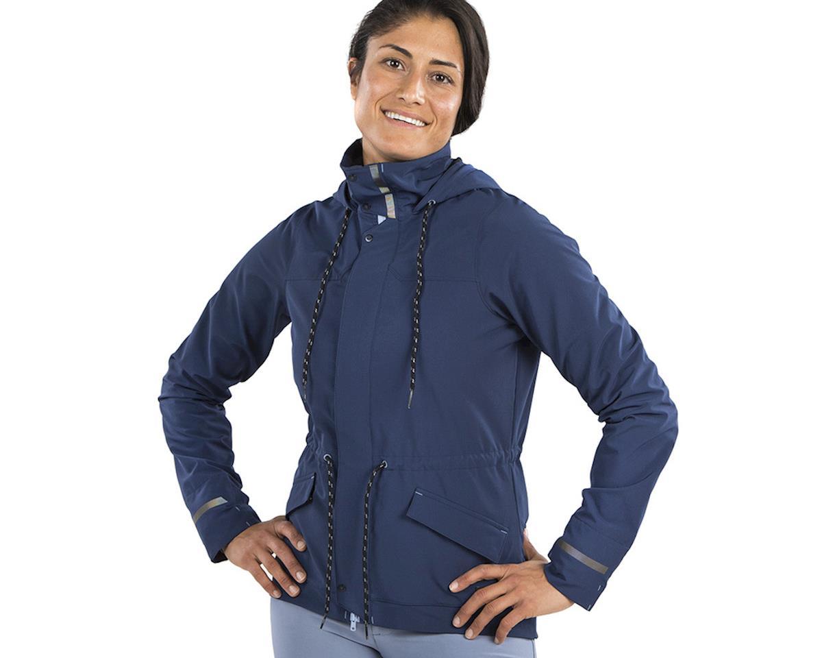 Pearl Izumi Women's Versa Barrier Jacket (Navy) (M)