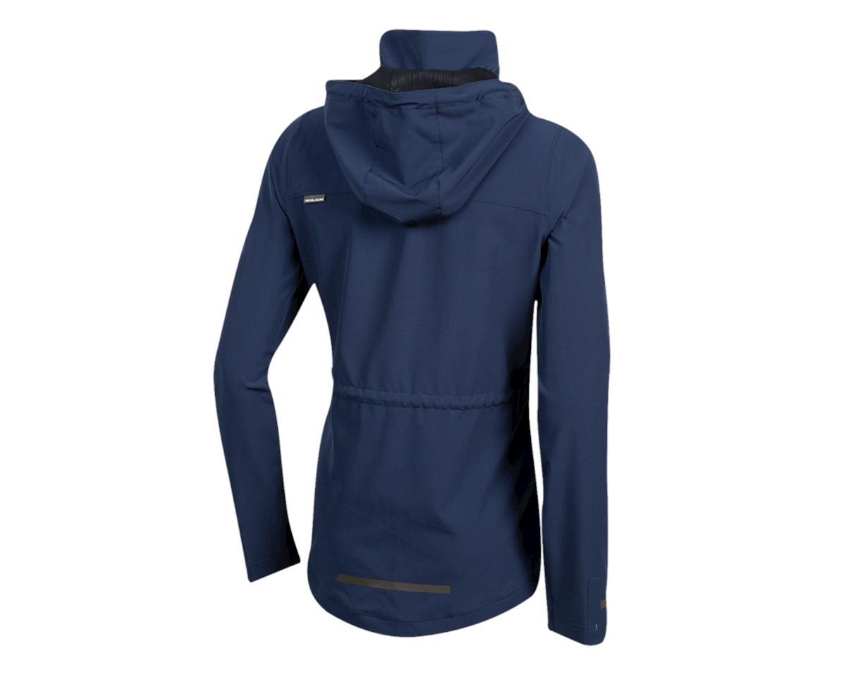 Image 2 for Pearl Izumi Women's Versa Barrier Jacket (Navy) (XL)