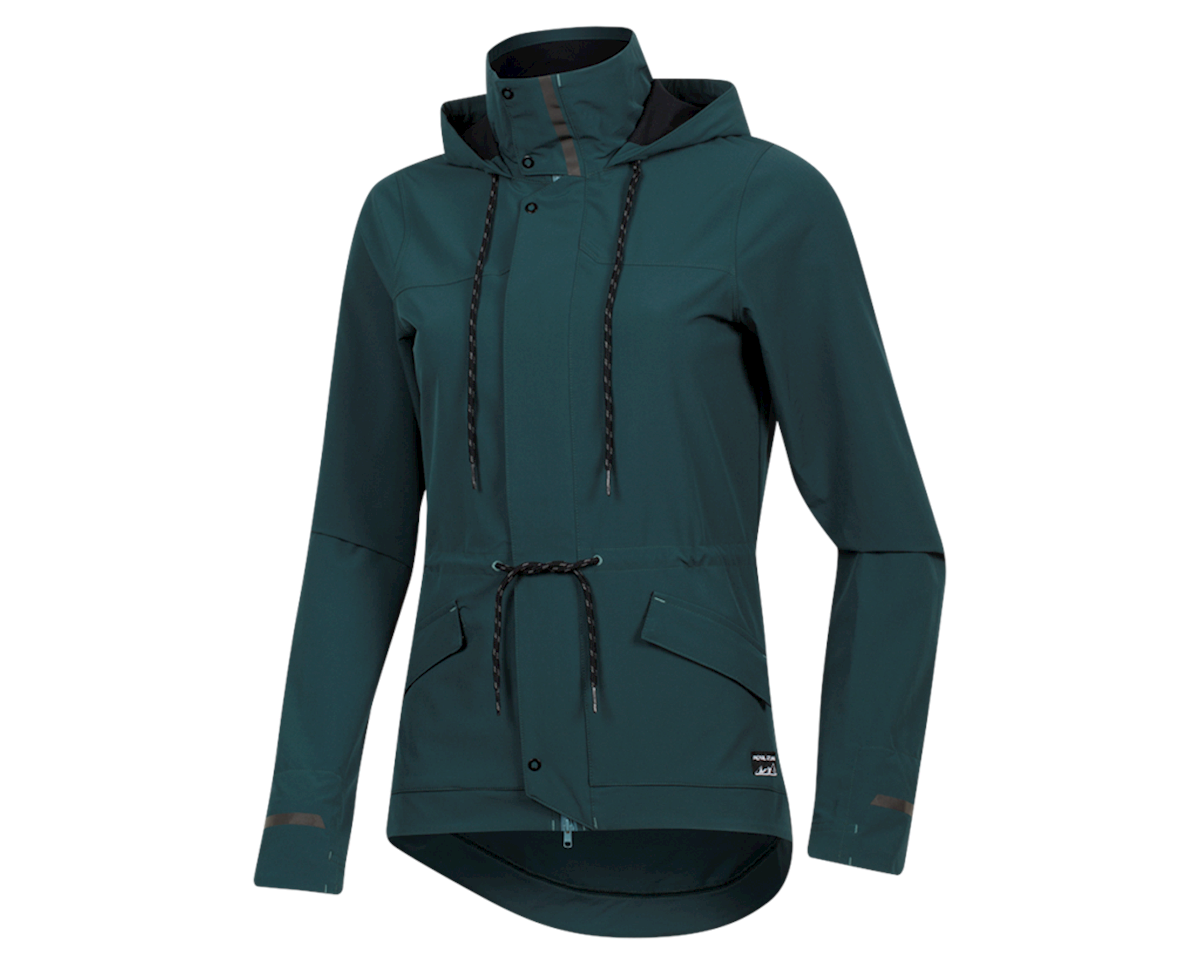 Pearl Izumi Women's Versa Barrier Jacket (Forest) (XL)