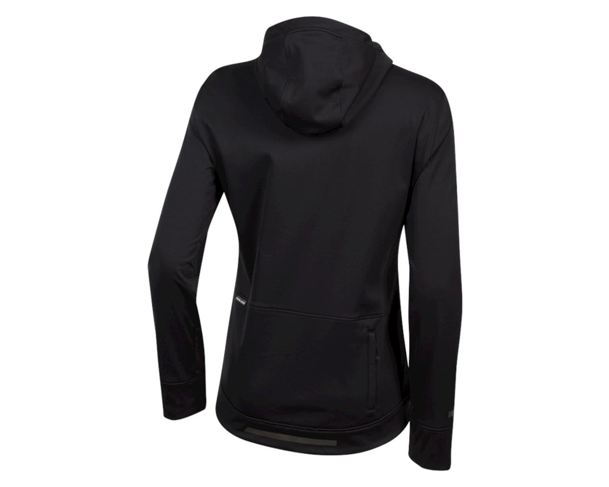 Image 2 for Pearl Izumi Women's Versa Hoodie (Black) (XL)