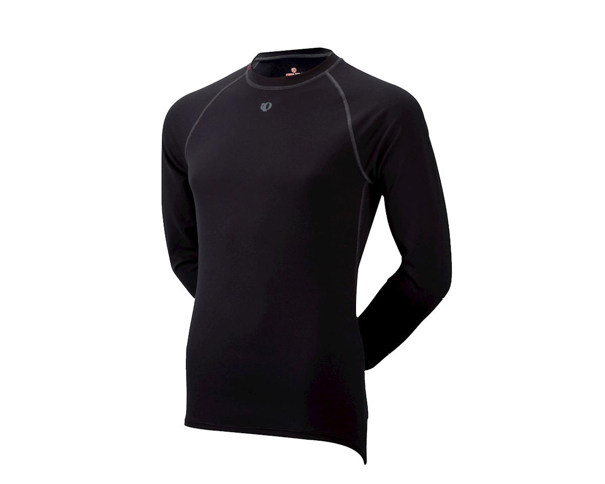 Pearl Izumi Transfer Long Sleeve Baselayer (Black)