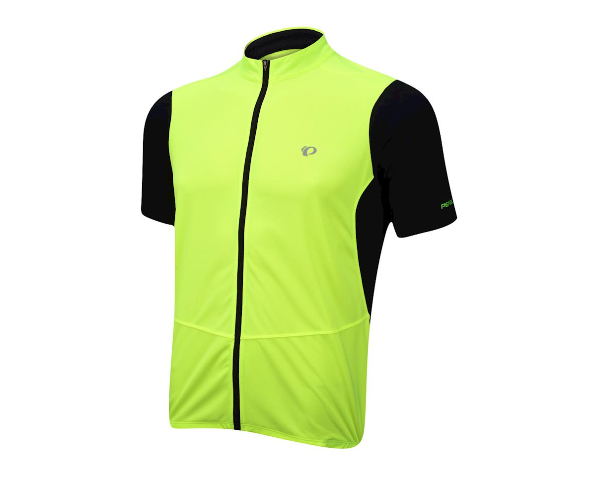 Pearl Izumi Attack Short Sleeve Jersey - Performance Exclusive (Black/White)