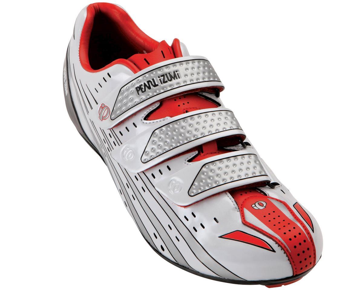 Pearl Izumi Octane SL II Road Shoes (White) (48)