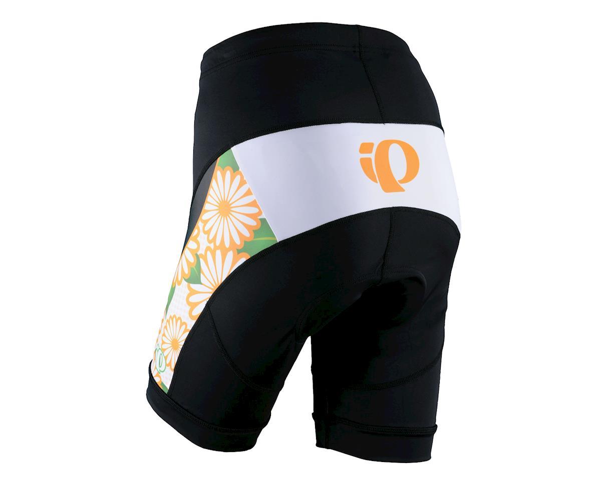 Pearl Izumi Women's Elite LTD Black Sunflowers Shorts (Black) (Xlarge)