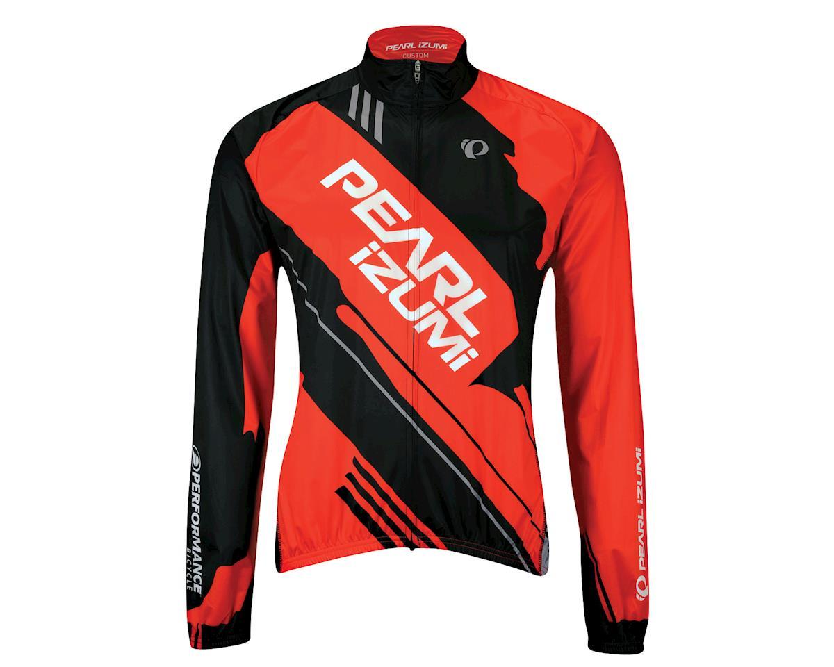 Pearl Izumi Elite LTD Jacket - Performance Exclusive (Black/Red) (Xlarge)