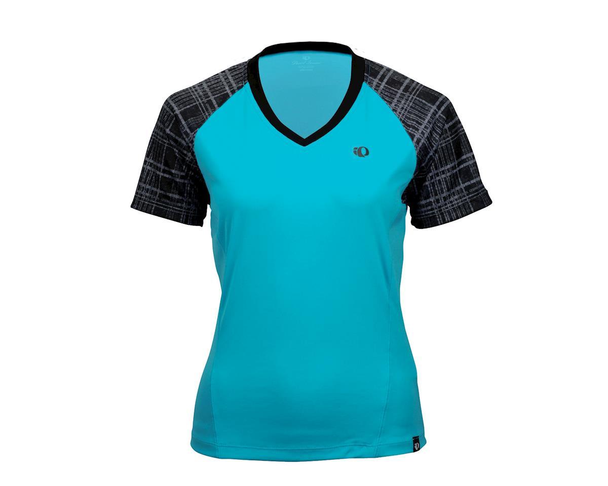 Pearl Izumi Women S Canyon Short Sleeve Tee Blue