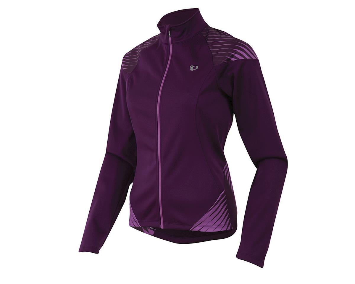 Image 1 for Pearl Izumi Women's Elite Softshell 180 Jacket (Black)